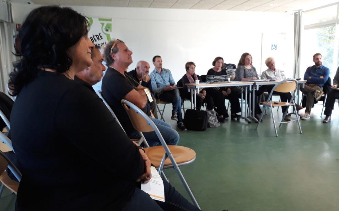 Ensemble la Fédération des foyers ruraux du Gard crée du lien