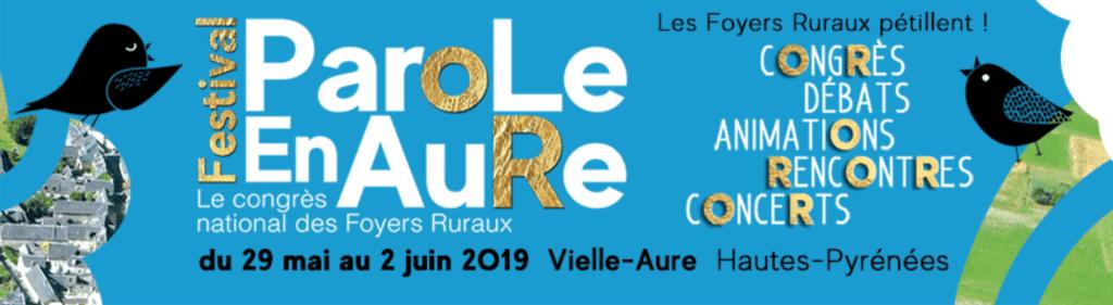 Parole en Aure, Festival de Vielle-Aure