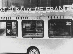 Caravane des Foyers Ruraux - 1967
