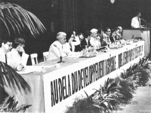Congrès des Foyers Ruraux à Perpignan - 1983