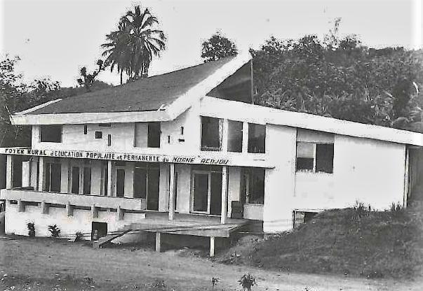 Foyer Rural d'éducation populaire et permanente du Morne Acajou (Martinique)