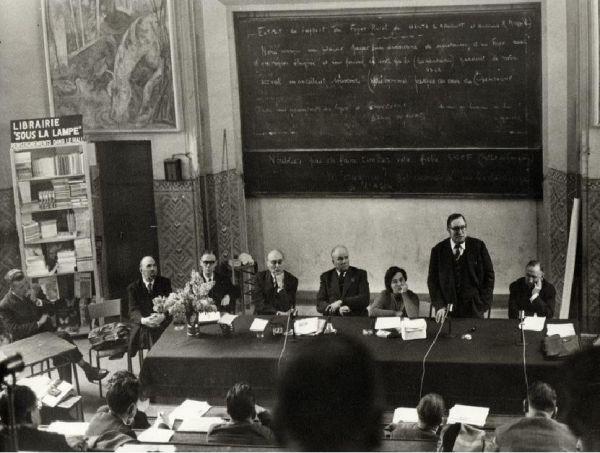 5è congrès de la FNFR - 1950