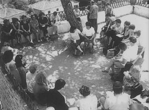 Université rurale européenne à Lesbos, en Grèce - 1991