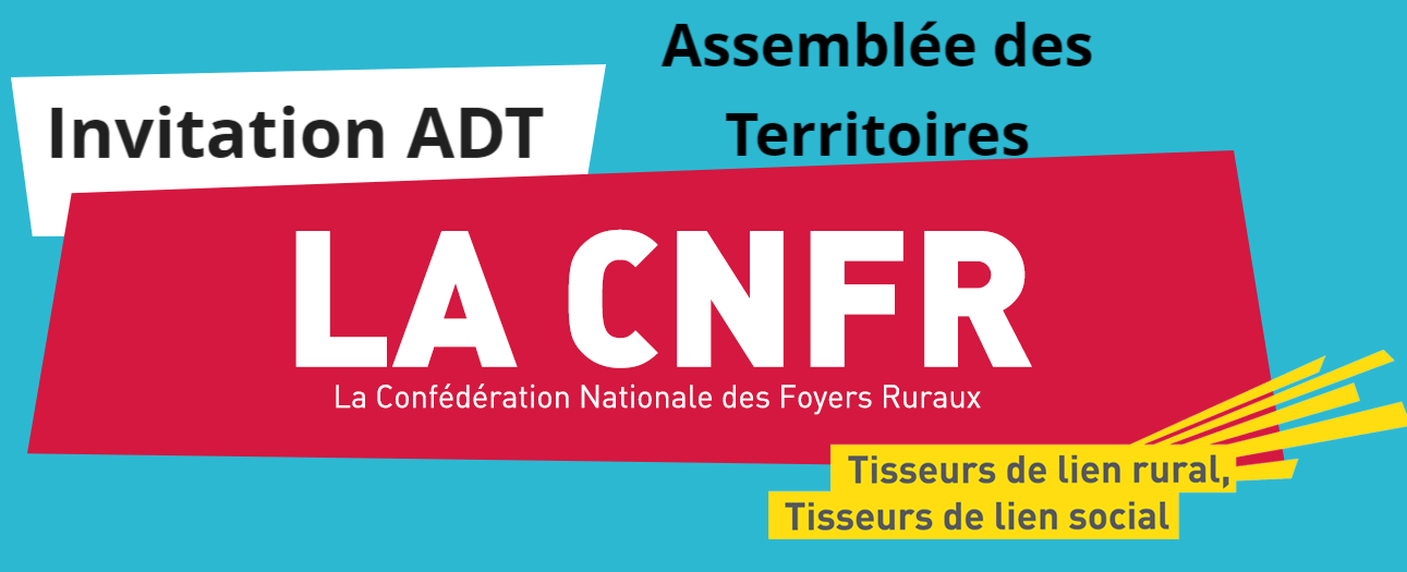 ADT réunie en CONVENTION NATIONALE EN VISIO le SAMEDI 6 MARS 2021