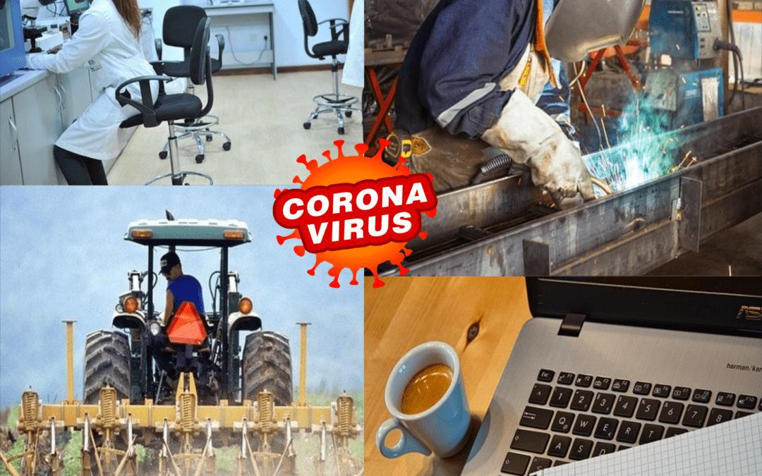 Pandémie Covid-19 : votre activité économique est impactée