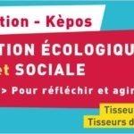 Groupe Projet Transition écologique et sociale - A l'asso de la transition (en visio)