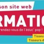 Formation Savoir administrer son site web - Débutant - 9 décembre 2020 MATIN