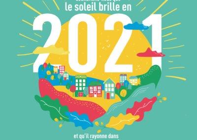 Bonne année 2021 ☼