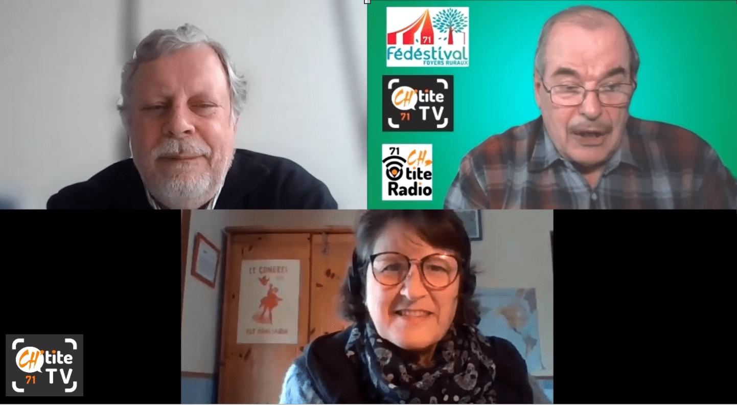 Édition spéciale : la Ch'tite TV 71 interviewe la CNFR !