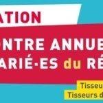 Rencontre annuelle des salariés du 23 au 24 septembre 2021 à Reims (51)